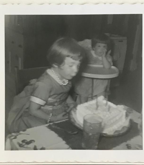 Mary birthday cake